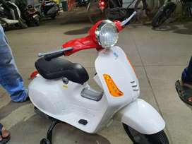 Kids vespa toddler motorcycle BIKES and cars battery operated