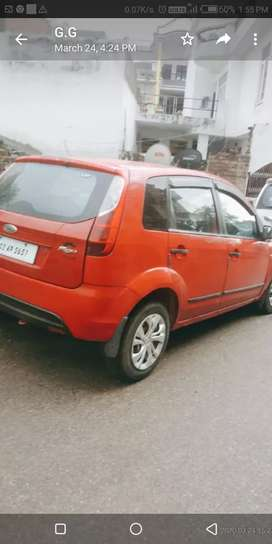 Want to sell my ford figo in a well maintained condition.or.