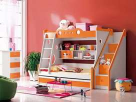 New bunk bed