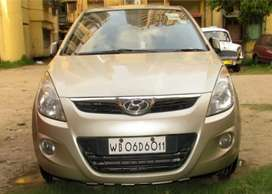 Hyundai i20 2010 Petrol 39000 Km Driven