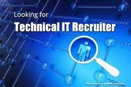 We are hiring / Sr HR Recruiter [IT & Non-IT] - Staffing & Recruitment