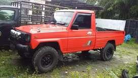 Daihatsu Taft Hiline Pick Up Tergagah