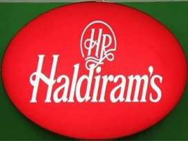 Urgent requirement for hildiram all'post available supervisor store k