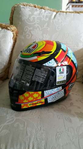 Helm AGV  Gp- Tech Size XXL (asli made in italy)