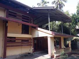 3 bedroom +study room house in a premium area with a land of 21 cents.