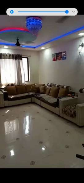 Viral park flat  roed front with furniture with a c with soller
