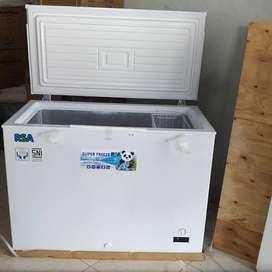 Freezer 310liter murah