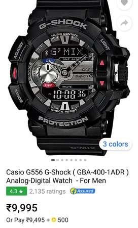 Casio ,Gmix