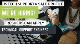 Technical Sales Executive