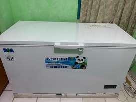 Freezer RSA 300 Liter Jual Cepat