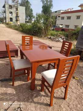 13000 rs 4 chairs dining set 16000 rs starting 6 chairs dining factory