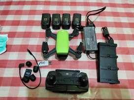 DJI Spark Fly More Combo (4 baterai)