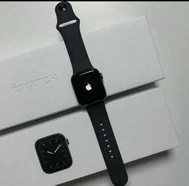 Apple logo smart watch