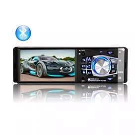 Tape Audio Mobil Media Player Monitor LCD 4.1 Inch FM Radio,Camera