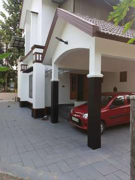 House at A R Camp Road, Calicut for RENT