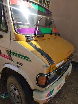 Tata 407 life tax vehicle