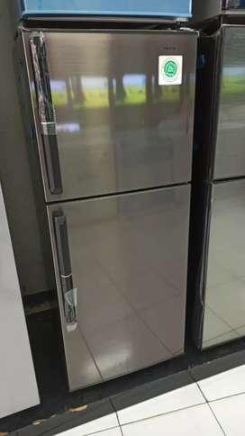 Kulkas Sharp Dua Pintu SJ 246
