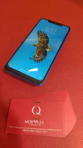 Mi NOTE 6PRO SIX, 4GB RAM, 64ROM, FROM Q MOBILE'S.