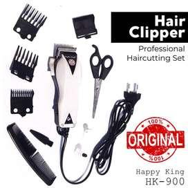 Mesin Potong Rambut harganya lebih terjangkau Happy King HK-900