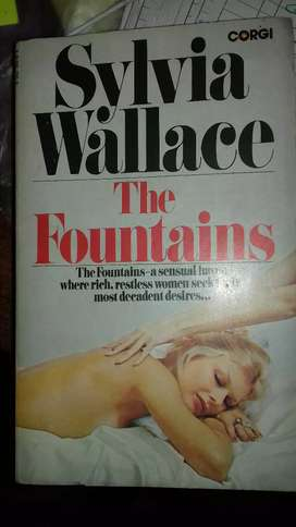 Novel lawas cetakan 1977 the fountain