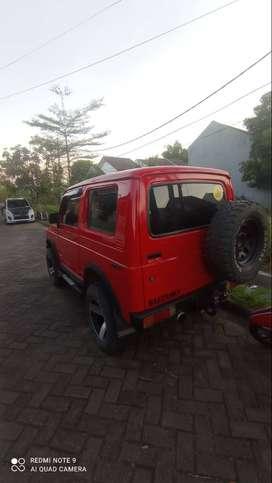 Jimni  Trepes 4WD, siap Ngalas