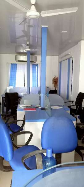 Palarivattom Junction fully furnished office space Rent 33000