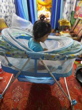 Baby jhula baby bed