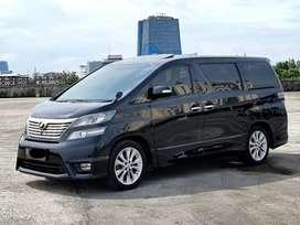 Toyota Vellfire 2011 / V Premium Sound / Mint Condition