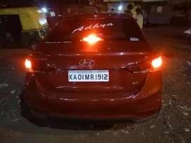Verna red Sx model single owner car for selling