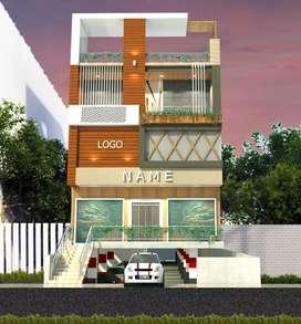 Hotel for rent in Ground floor.