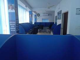 Furnished Plug and play office for rent.