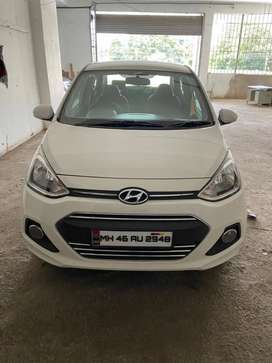 Hyundai excent in best condition, no claim, timely serviced