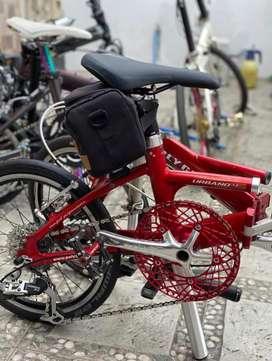 Sepeda lipat polygon urbano 1.0