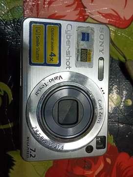 Sony Cyber Shot DSC W110