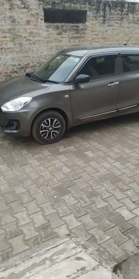 swift Lxi 2019 Magma gray color