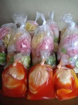 Asinan sayur dan buah betawi