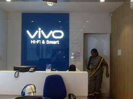 Receptionists/ CCE/ Backend executives jobs for VIVO process