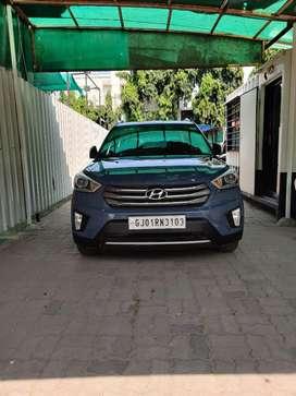 Hyundai Creta 1.6 SX Plus Petrol, 2015, Petrol