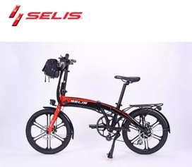 SELIS sepeda listrik dan motor listrik