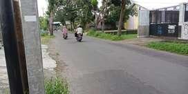 Tanah Exclusive Murah strategis Jalan Utama Kabupaten dalam Ringroad