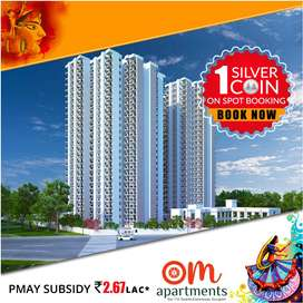 Pareena OM Apartments in Sector 112 - 2 BHK Flats in Gurgaon