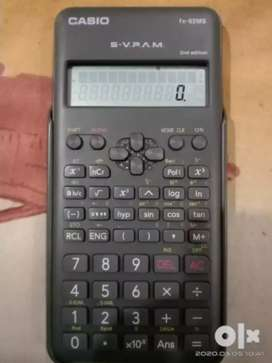 Casio calculator