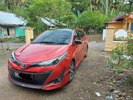 Di Toyota Yaris 2018 trd Sportivo