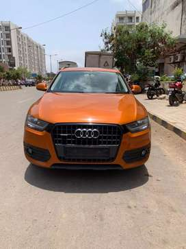 Audi Q3 2013 Well maintained