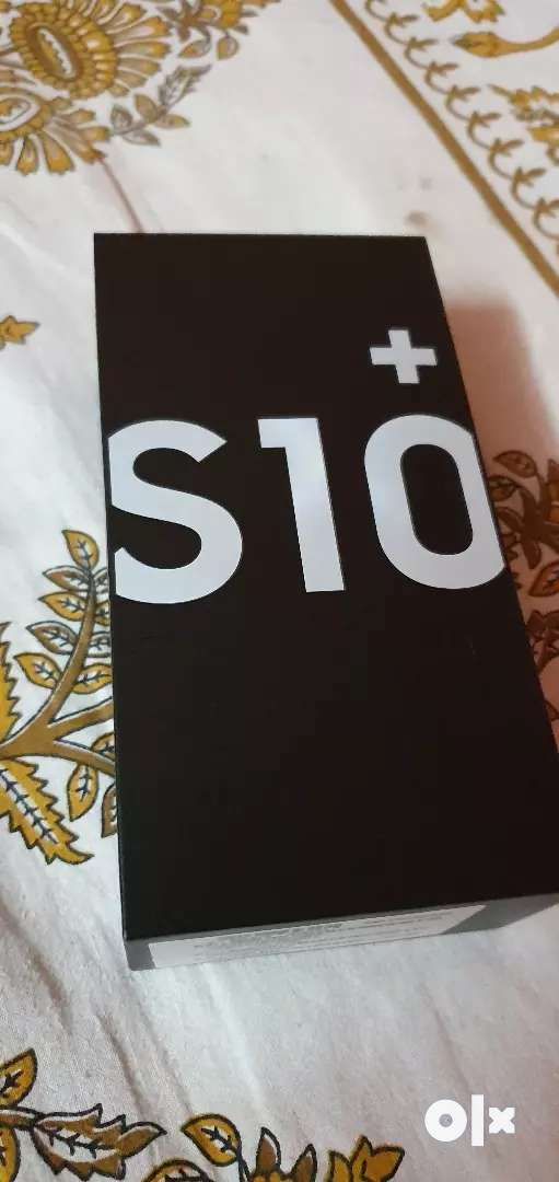 Samsung S10 + White. Serious Buyer Contact. Fixed price 0