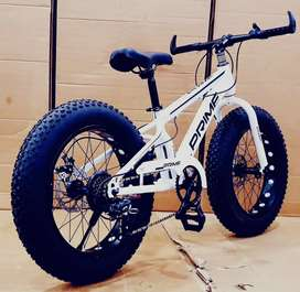 Junior fat bicycle for kids