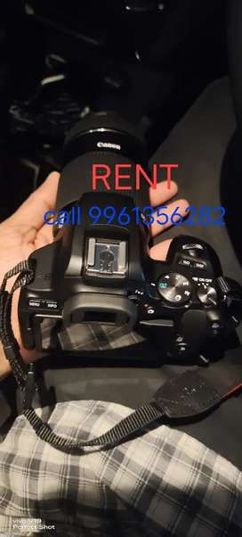 Camera for rent 200D MARK2