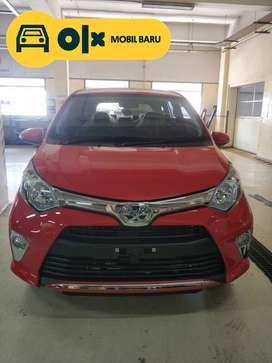 [Mobil Baru] Toyota CALYA G M/T NIK 2019 ALL COLOUR