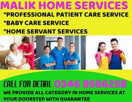 GET HOUSEMAID BABYSITTER PATIENT ATTENDANT COOK COUPLE AVAILABLE