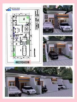 Rumah murah di Bandar Lampung lokasi strategis